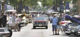 Downtown street closed Saturday for car show