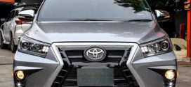 Toyota Innova Crysta modified into a Lexus is pure SWAG