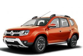 Renault Duster CVT is the most affordable AT SUV in India