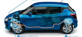 Suzuki Swift Strong Hybrid Showcased At 2018 Indonesia Auto Show — Will It Come To India?