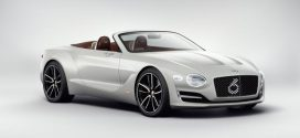 Bentley's EV could be out by 2025