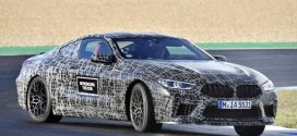 BMW M8 will have 590bhp and all-wheel drive