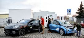BMW and Porsche introduces three-minute fast charging for EVs