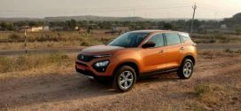 Tata Harrier design highlights