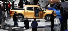 Detroit auto show offers glimpse of future without the sedan. You want a utility vehicle or sports car?