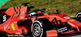 Ex-Ferrari President Unhappy with New Car