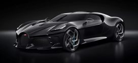 Bugatti La Voiture Noire is the most expensive new car of all time at Rs 131.33 crore