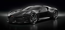 Bugatti unveils the world's most expensive new car