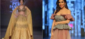 Lotus Make-Up India Fashion Week 2019 Day 3: Dia Mirza and Sophie Choudry walk the ramp as showstoppers