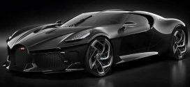 2019 Geneva: Bugatti La Voiture Noire Is The Most Expensive New Car Sold