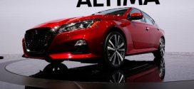 Nissan Altima earns a dubious distinction: Most stolen new car model