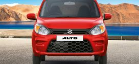 New Maruti Suzuki Alto 800 – Now in pictures