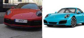 2019 Porsche 911: Old vs New