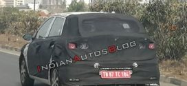 New-gen Hyundai Elite i20 spotted testing for the first time in India