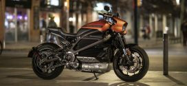 Harley-Davidson LiveWire Electric Motorcycle Unveiled