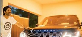 Allu Arjun buys a swanky new car worth Rs 2.3 crore; calls it a 'beast'