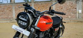 Honda CB350RS- Road Test Review