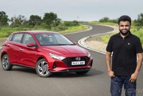 Hyundai i20 Turbo iMT First Drive Review at NATRAX